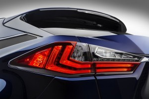 2016 Lexus RX450h 10