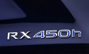 2016 Lexus RX450h 12