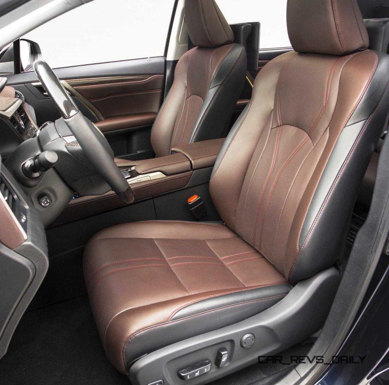 2016 Lexus RX450h 15
