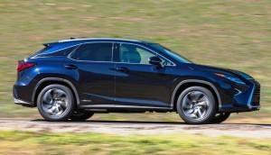 2016 Lexus RX450h 17