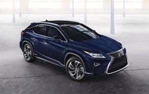 2016 Lexus RX450h 19