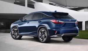 2016 Lexus RX450h 21