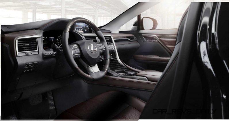 2016 Lexus RX450h 22