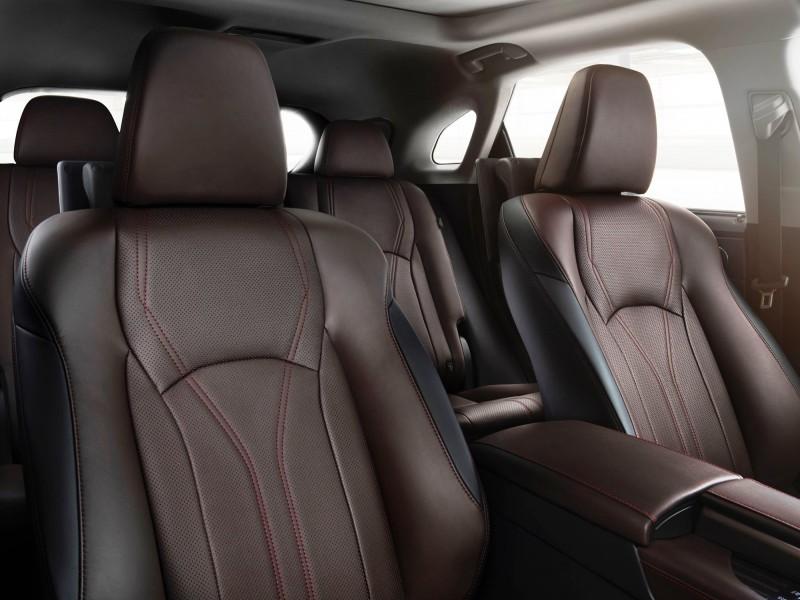 2016 Lexus RX450h 23