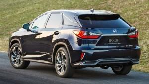 2016 Lexus RX450h 4