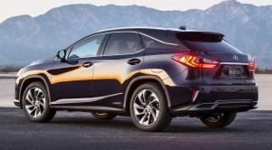 2016 Lexus RX450h 6