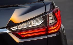 2016 Lexus RX450h 8