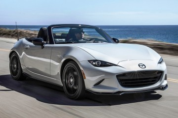 2016 Mazda MX-5 Club Tops Range With LSD, Black Aero Accents, BBS Wheels, Bilsteins and Brembos!