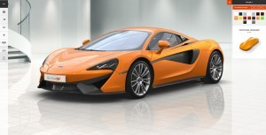 2016 McLaren 570S Coupe Configurator COLORS 10
