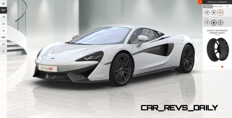 2016 McLaren 570S Coupe Configurator COLORS 19