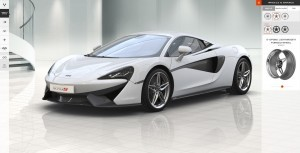 2016 McLaren 570S Coupe Configurator COLORS 21