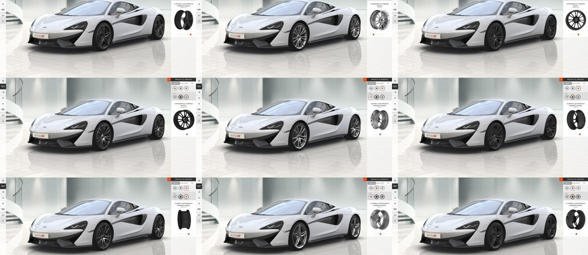 2016 McLaren 570S Coupe Configurator COLORS 23-tile