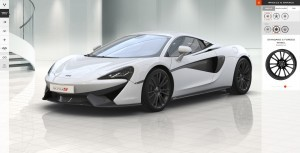 2016 McLaren 570S Coupe Configurator COLORS 25