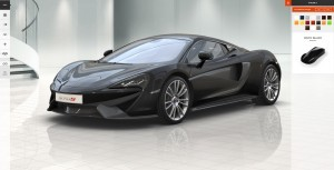 2016 McLaren 570S Coupe Configurator COLORS 3