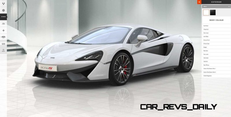 2016 McLaren 570S Coupe Configurator COLORS 34