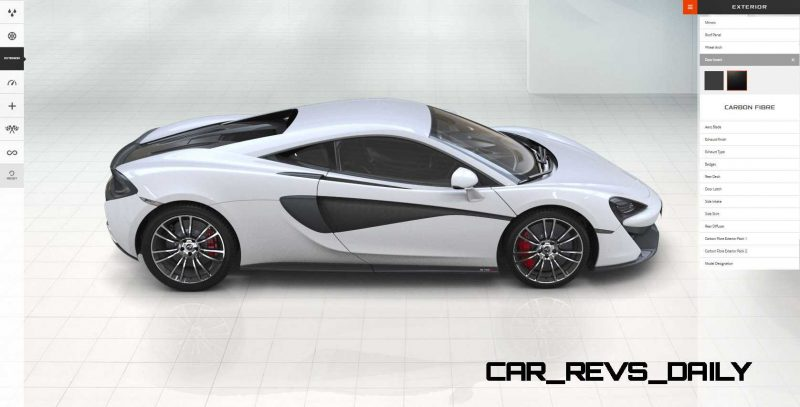 2016 McLaren 570S Coupe Configurator COLORS 36