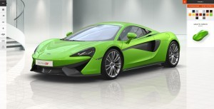 2016 McLaren 570S Coupe Configurator COLORS 4