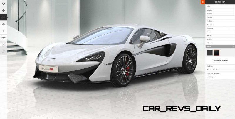 2016 McLaren 570S Coupe Configurator COLORS 45