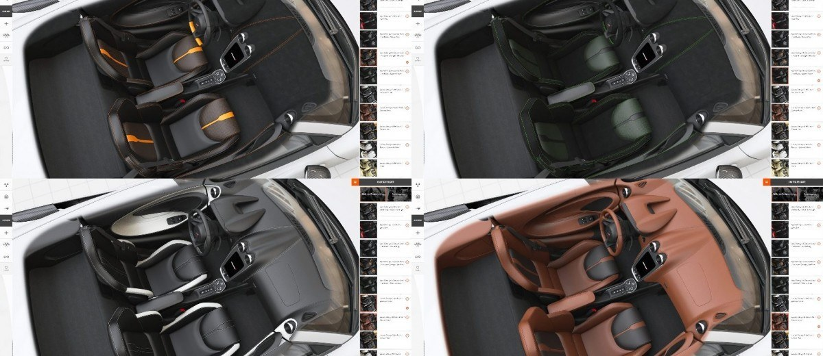2016 McLaren 570S Coupe Configurator COLORS 51-tile