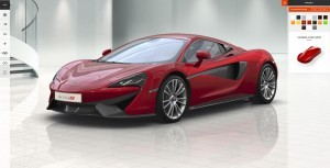 2016 McLaren 570S Coupe Configurator COLORS 8