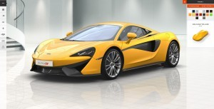 2016 McLaren 570S Coupe Configurator COLORS 9