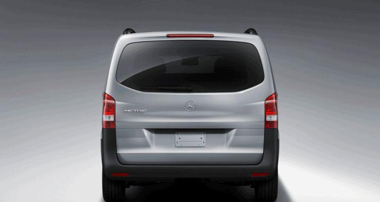 2016 Mercedes-Benz METRIS Vans