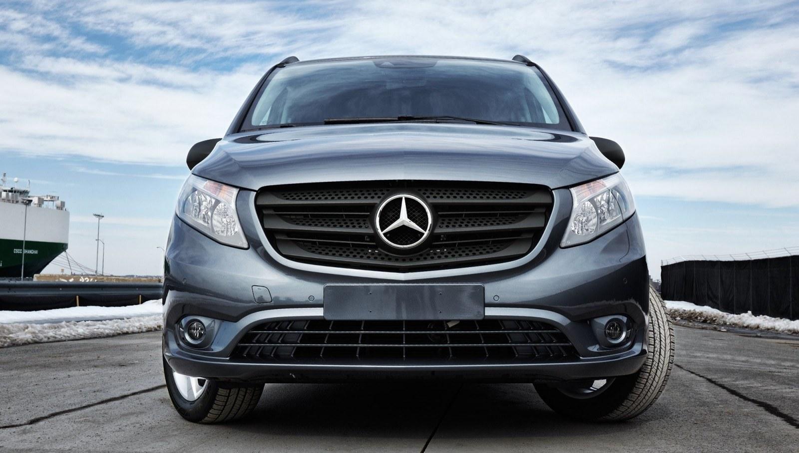 2016 mercedes benz metris usa for Mercedes benz for sale in usa