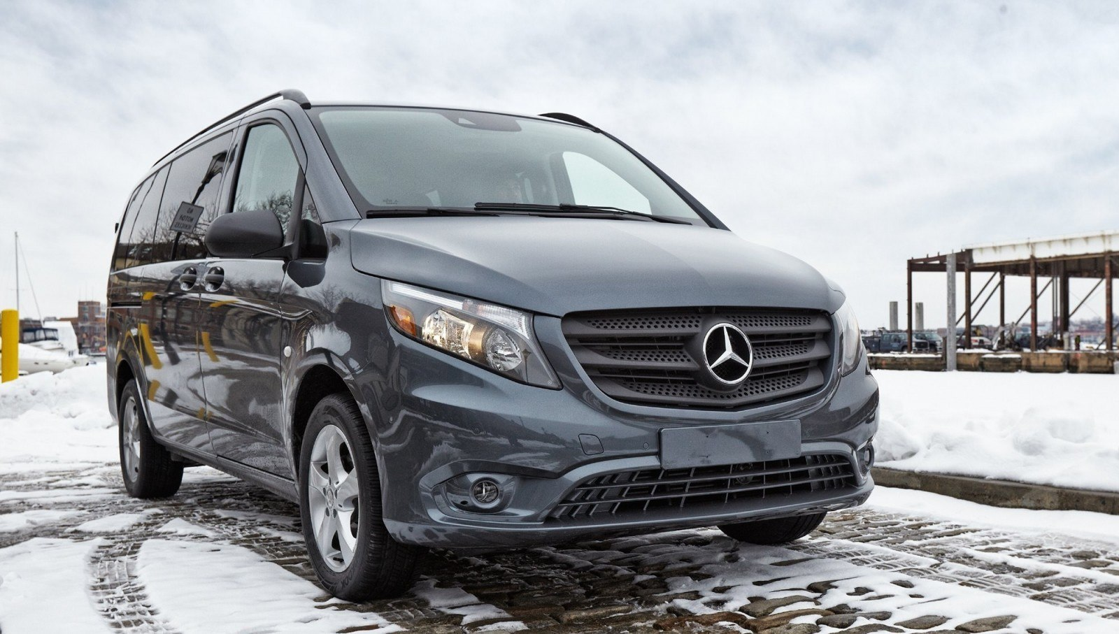 2016 mercedes benz metris usa for Mercedes benz van
