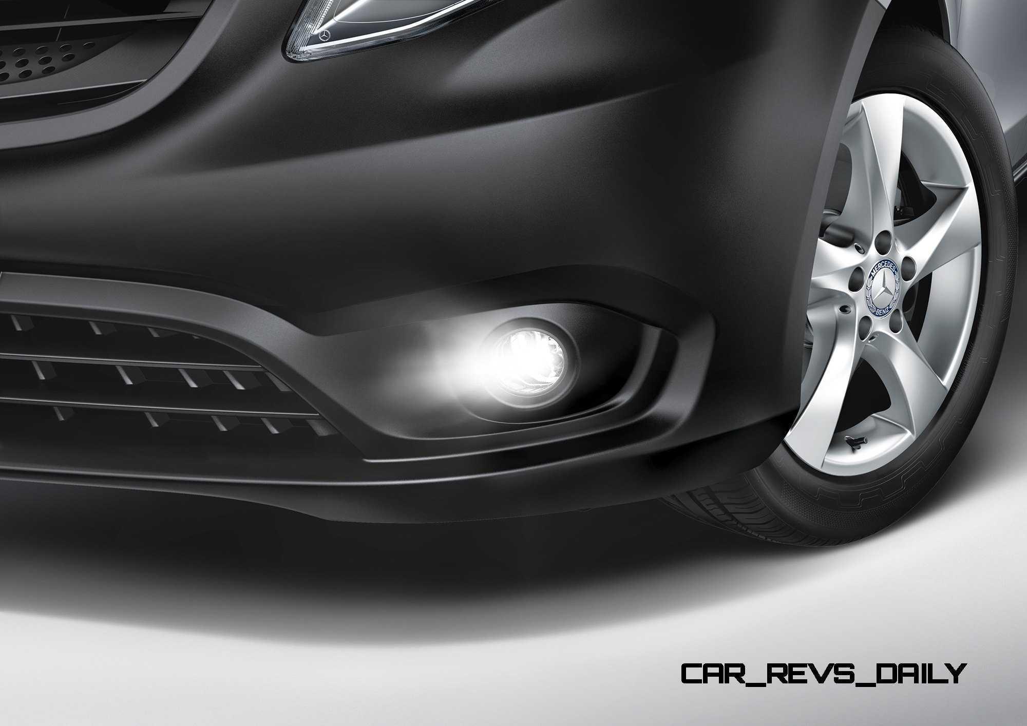 The 2016 mercedes benz metris for Mercedes benz usa vans