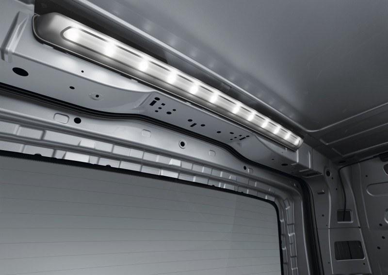 The 2016 Mercedes-Benz Metris Cargo Van