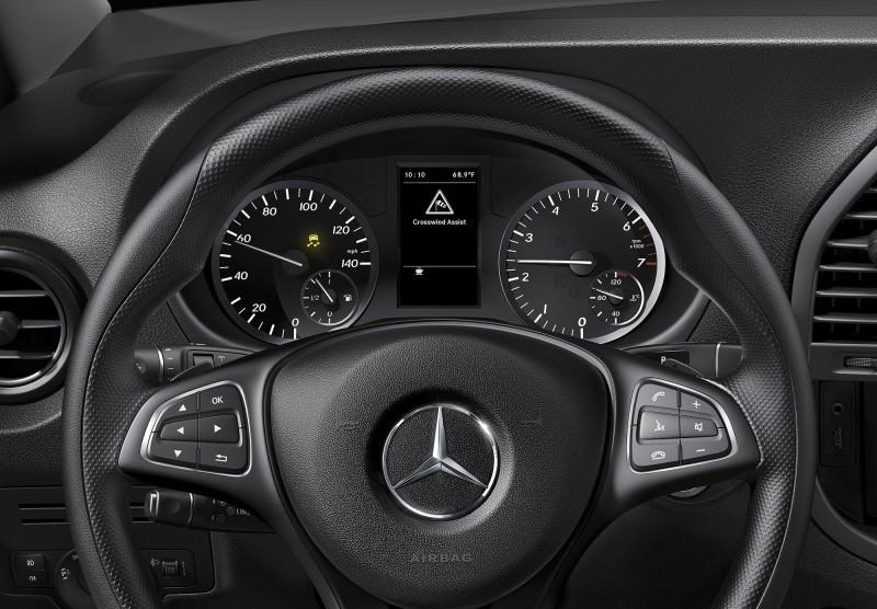 The 2016 Mercedes-Benz Metris