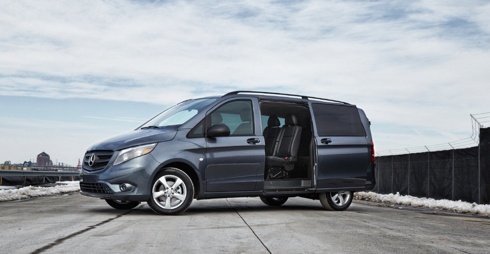 2016 mercedes benz metris usa