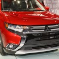 2016 Mitsubishi Outlander Redesign Vastly Improves Style and Ride of $24k 7-Seater