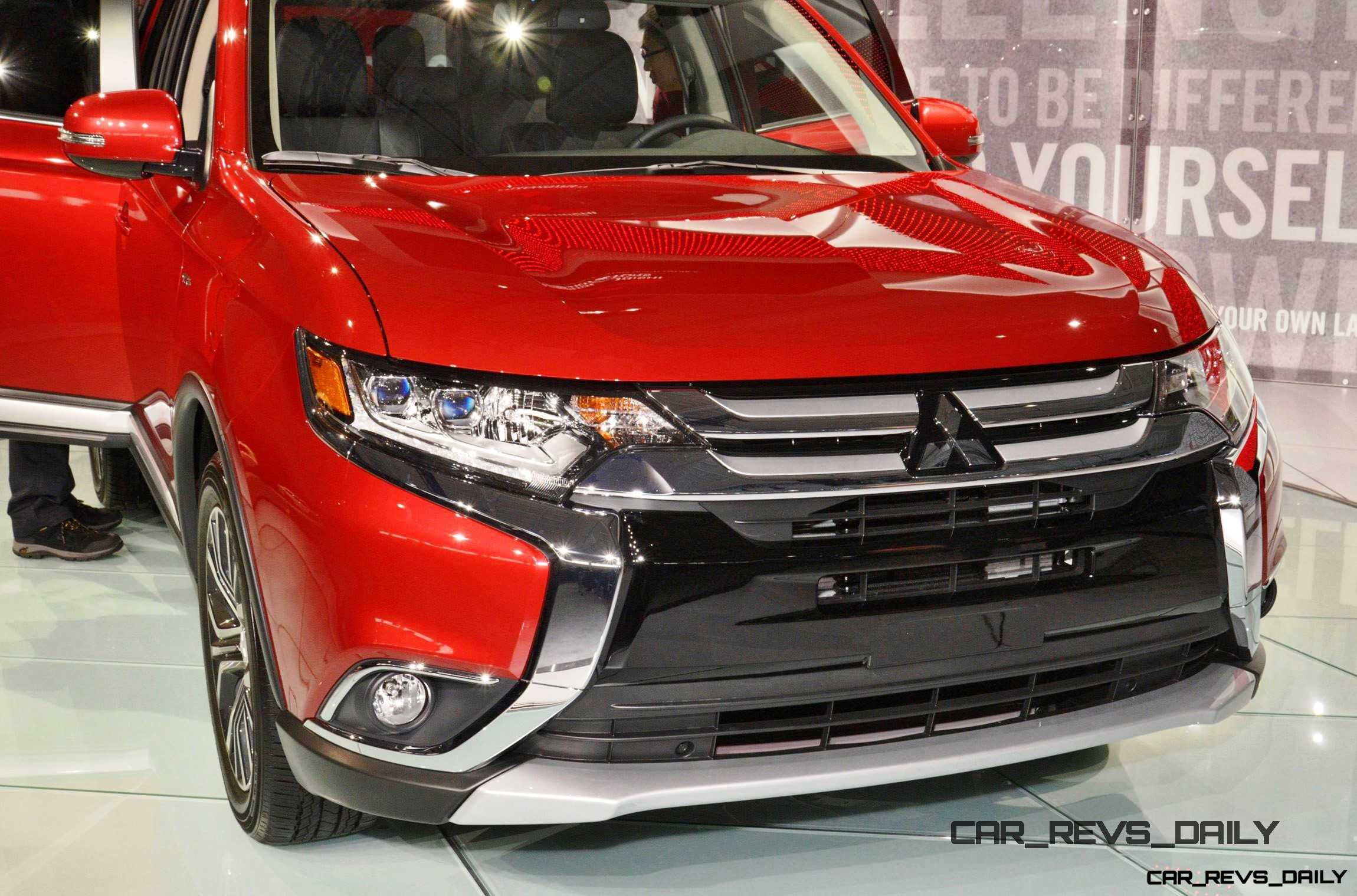 2016 Mitsubishi Outlander GT 10