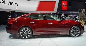 2016 Nissan Maxima 5