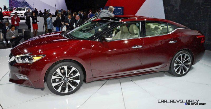 2016 Nissan Maxima 7