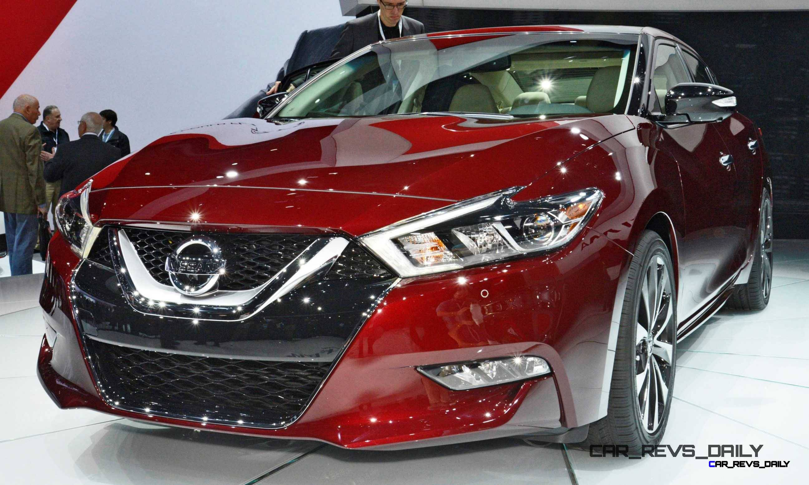 first look maxima platinum img neon nissan tommy news
