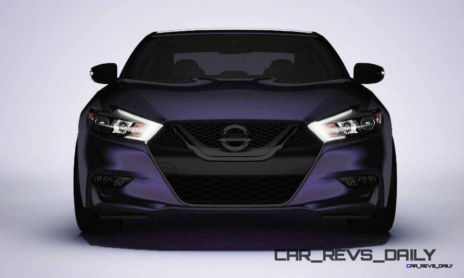 2016-Nissan-Maxima-SR-Deep-Pearl-Blue-11sd