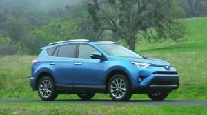 2016 Toyota RAV4 Hybrid 1