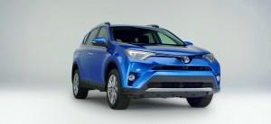 2016 Toyota RAV4 Hybrid Limited 1