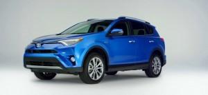 2016 Toyota RAV4 Hybrid Limited 11