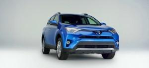 2016 Toyota RAV4 Hybrid Limited 3