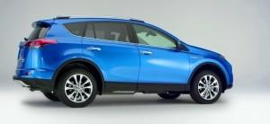 2016 Toyota RAV4 Hybrid Limited 32