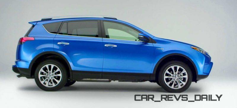 2016 Toyota RAV4 Hybrid Limited 34