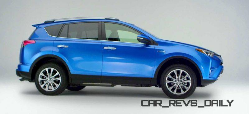 2016 Toyota RAV4 Hybrid Limited 35