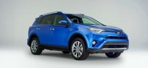2016 Toyota RAV4 Hybrid Limited 39