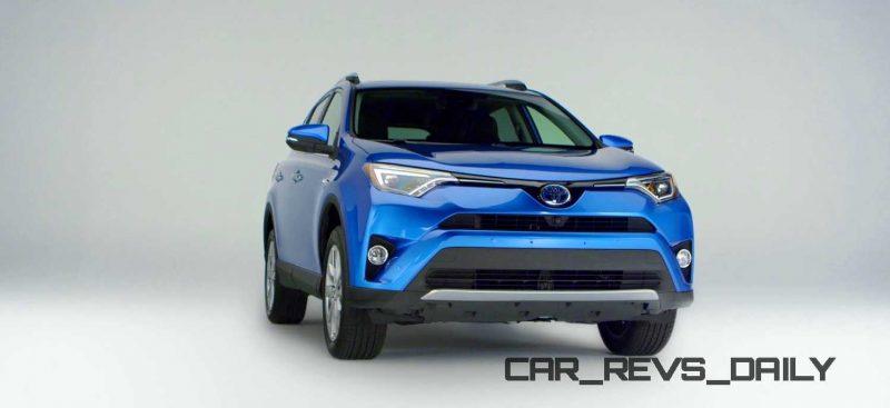 2016 Toyota RAV4 Hybrid Limited 4