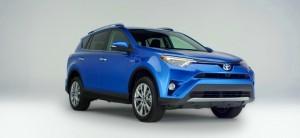2016 Toyota RAV4 Hybrid Limited 40