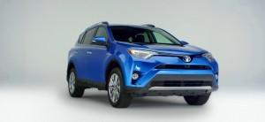 2016 Toyota RAV4 Hybrid Limited 41