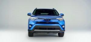 2016 Toyota RAV4 Hybrid Limited 6